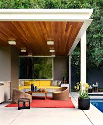 mid century ranch homes playfully designed mid century ranch house in brentwood mid