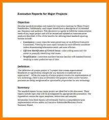 business trip report template pdf 4 executive summary report template packaging clerks