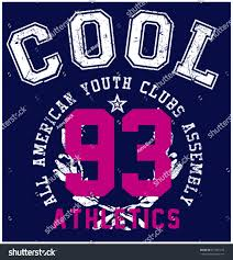 vintage rock graphic western font lettering stock vector 671561275