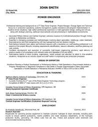 Canadian Sample Resume by Facility Engineer Sample Resume 22 Maintenance Engineer Resume