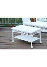 Wicker Patio Coffee Table Coffee Side Tables