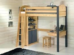bureau gigogne lit mezzanine 140 avec bureau blimage info