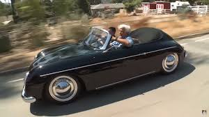 porsche 356 wallpaper west coast customs built a porsche 356 speedster on a 987 boxster