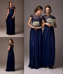 long navy bridesmaid dresses new wedding ideas trends