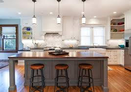 Kitchen Islands With Bar by 70 Spectacular Custom Kitchen Island Ideas Home Remodeling