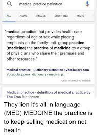 Meme Dictionary Definition - medical practice definition all maps news images shopping medical
