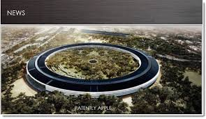New Apple Headquarters Detailed Model Of Apple U0027s New Headquarters Only Weeks Away