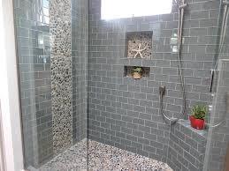 bathroom shower tile designs chic bathroom shower tile design ideas brown stained wooden drawer