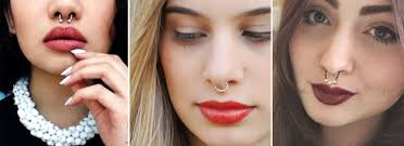 colored nose rings images Fashion nose rings jewelry nose rings costume jewelry nose rings jpg