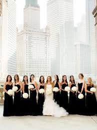 black and white wedding chicago loft wedding loft wedding wedding dress and wedding