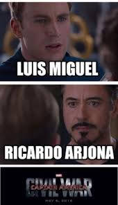 Memes Luis Miguel - meme creator luis miguel ricardo arjona meme generator at