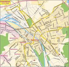 bamberg germany map city map of bamberg germany http mapsofworld com germany