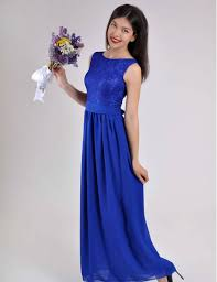 cobalt blue bridesmaid dresses evening dress cobalt blue wedding dress lace chiffon