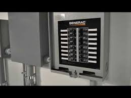 generac u0027s new 16 circuit weatherproof automatic transfer switch