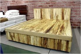 How To Make A Platform Bed Queen by Bed Platform Queen Home Design U0026 Remodeling Ideas