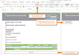 Pages Invoice Templates Download Invoice Format Java Rabitah Net