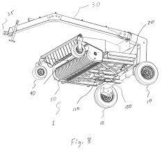 lexus rx300 exhaust system diagram patent us8402730 multi axis floating merger suspension google