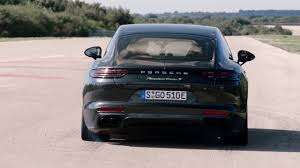 porsche nardo grey launching porsche panamera turbo s e hybrid 680 hp volcano grey on