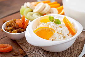 Cottage Cheese Recipes Healthy by Oranges With Cottage Cheese Recipe Sunshine In A Bowl By