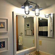 bathroom vanity lighting ideas and pictures 10 bathroom vanity lighting ideas the cards we drew nautical