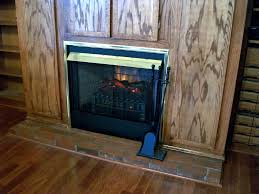 dimplex 23 inch standard electric fireplace insert log set hover