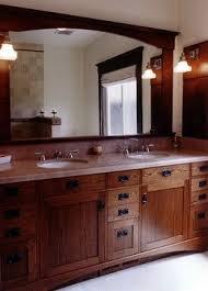 Craftsman Style Bathroom Best 25 Craftsman Style Bathrooms Ideas On Pinterest Craftsman