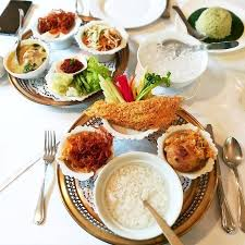 cha e cuisine khao chae and khao mun somtum picture of thanying