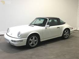 porsche 964 cabriolet for sale classic 1991 porsche 911 964 carrera 4 cabriolet roadster for