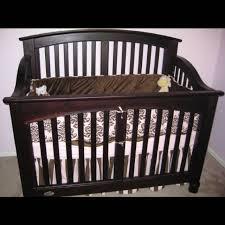 Cocoon Convertible Crib Find More Cocoon L4000 Convertible Crib Espresso Color For Sale At