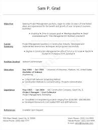 Latest Resumes Format by Latest Resume Format Doc Latest Resume Format Tradinghub Co