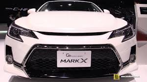 toyota mark x vs lexus is 250 2016 toyota mark x g sports exterior and interior walkaround