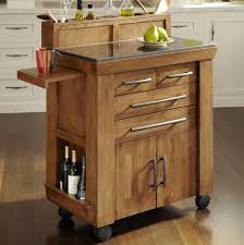 home styles the vintage gourmet kitchen cart 5018 95