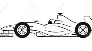 race car outline drawing race car outline race car outline