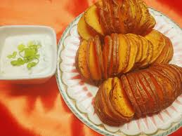 thanksgiving dinner ideas 2015 harveen u0027s baking affair hasselback sweet potatoes just in time