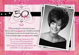 50th birthday invitations wording ideas archives decorating of party