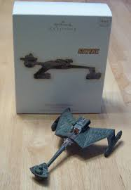 review of trek hallmark ornaments premiering this weekend