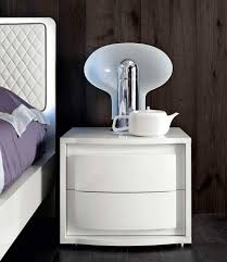 White High Gloss Queen Bedroom Suite White Lacquer Bed Ef Dana Modern Bedroom Furniture