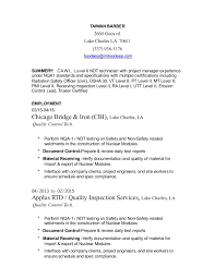 Ndt Technician Resume Example by Nice Barber Resume 2 Barber Resume Sample Resume Example