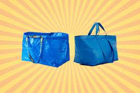 Ikea Hay Bag Here U0027s What Ikea Thinks Of Balenciaga U0027s 2k Frakta Knockoff