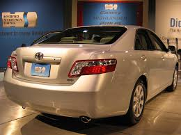 toyota camry limo view of toyota camry hybrid photos video features and tuning of