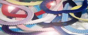 pleated ribbon pleated ribbons normal and box pleat chion browbands diy