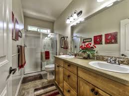 Kraftmaid Bathroom Cabinets Cottage Master Bathroom With Flush European Cabinets In Meridian