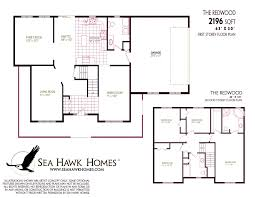two story house floor plan design