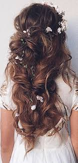 wedding hair best 25 curly wedding hair ideas on curly
