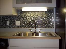 faux stone kitchen backsplash pattern backsplashes countertops u0026 backsplashes the home depot