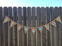 its a boy banner its a boy sign boy baby shower banner