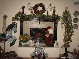Fireplace Decor 84 Best Christmas Fireplaces U0026 Mantles Images On Pinterest