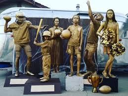 Halloween Statue Costume Family U0027s Group Halloween Costumes Abc