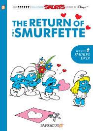 smurfs 21 wild smurf issue