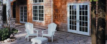 Patio French Doors With Built In Blinds by Chair Furniture Patio French Doors Smooth Star Therma Tru